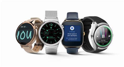 android wear smart android wear 2 0 diese smartwatches erhalten ein update
