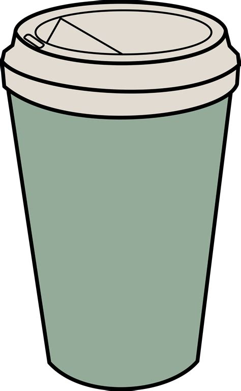 Pin amazing png images that you like. Clipart Cup Tumbler - Paper Coffee Cup Clipart - Png ...