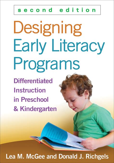 designing early literacy programs second edition 507 | 9781462514120