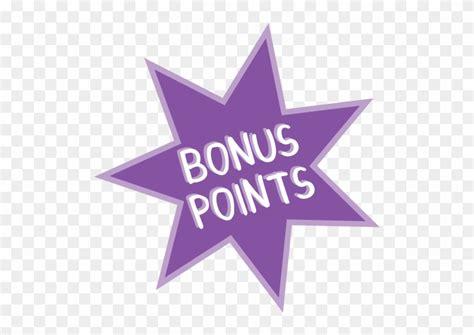 Points Clipart - 2 Bonus Points - Free Transparent PNG ...