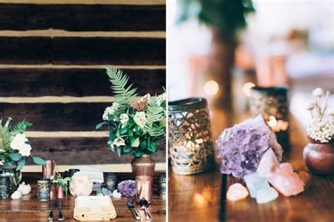 unique geode wedding ideas weddbook