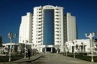 seyrana hotel awaza turkmenbashi turkmenistan