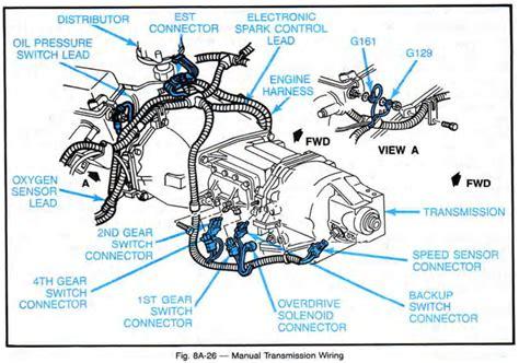 Wiring Diagram For 1984 Corvette