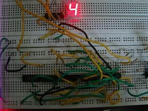 Circuit Diagram Of Digital Clock Using Counters