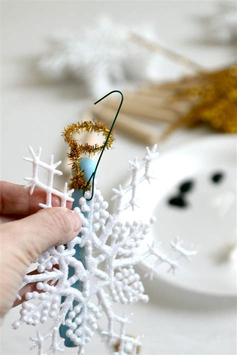 clothespin angel ornament diy momdot