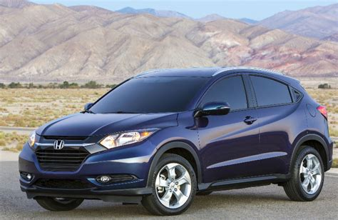 what s the difference between the honda suvs