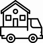 Icon Moving Truck Icons Svg Portable Arkansas