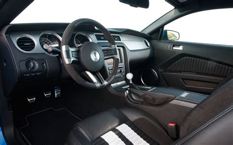 25 2018 Ford Shelby Gt500 Interior Photo 17
