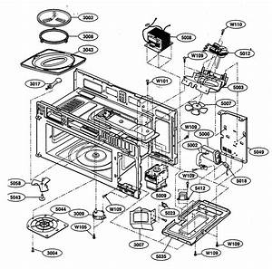 Interior Parts 1 Diagram  U0026 Parts List For Model