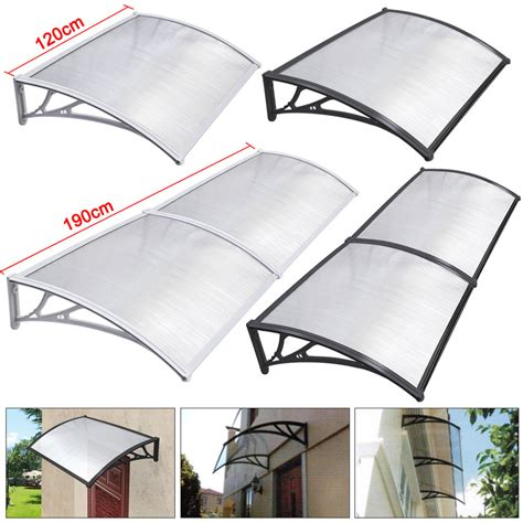 door window canopy awning porch sun shade shelter outdoor