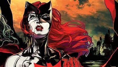 Batwoman Dc Comics Wallpapers Superheroines Batgirl Desktop