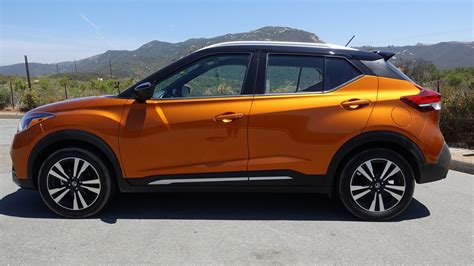 2018 Nissan Kicks First Drive Review Not Just A Bigger