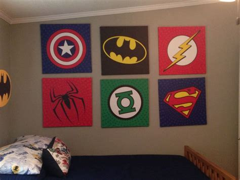 Best Images About Super Superhero Room Ideas On