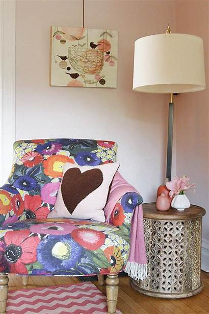 Mixing Patterns Guide Pattern Floral Lovely Chair