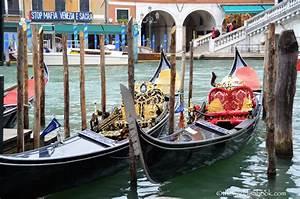 Postcards From A Venice Gondola Ride