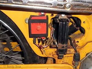 K0 Battery Box Wiring - Honda Trail