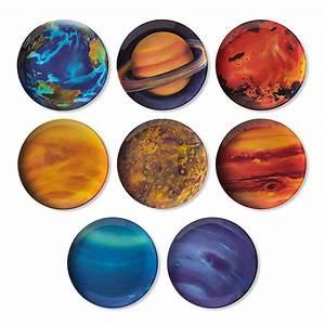 Planetary Plates | ThinkGeek
