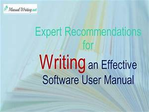 Expert Recommendations For Writing An Effective Software