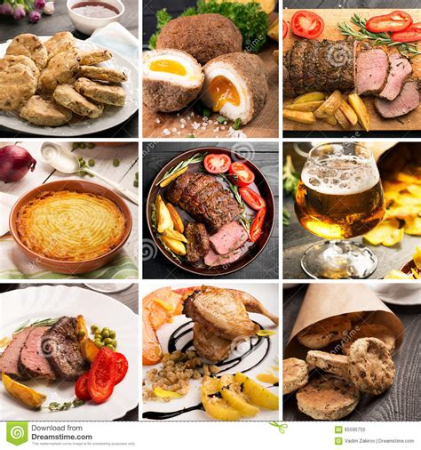 cuisine anglaise traditional food stock photo image of dinner