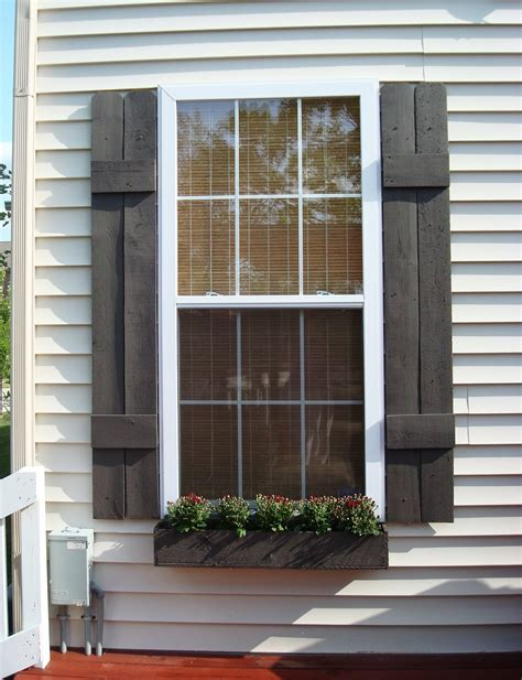 wonderful exterior window houses with shutters throughout