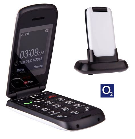 payg mobile phone ttfone big button flip pay as you go pre pay payg