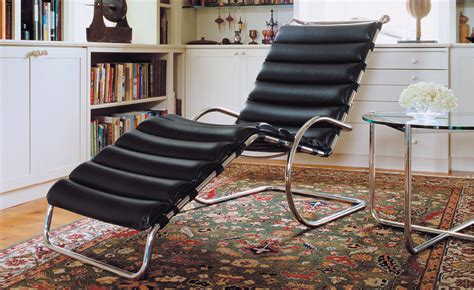 chaises knoll mr adjustable chaise lounge hivemodern com