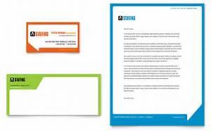 Letter For Recruitment Agency Staffing Recruitment Agency Business Card Letterhead