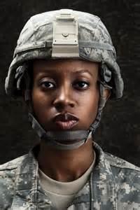 Women Black Military Leaders