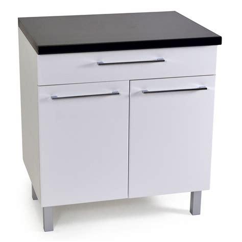 meuble de cuisine independant meuble bas cuisine