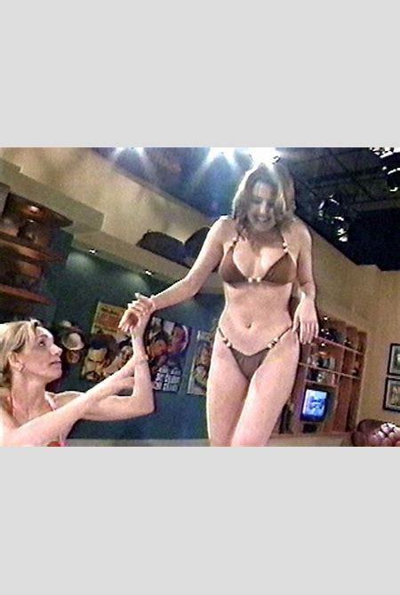 Alicia Machado Nue dans El gordo y la flaca
