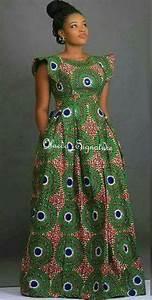 robes longues en pagnes africains julie bas