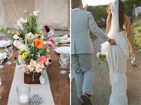Hadil's blog: Rustic Centerpieces Get really creative and
