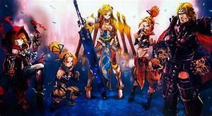 Anime, Artwork, Knights, Overlord, Sword, Armor, Lakyus, Alvein, Dale, Aindra, Wallpapers, Hd