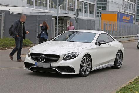 Mercedes Sl 2019 by 2019 Mercedes Sl Rumored To Go 2 2 Autoevolution