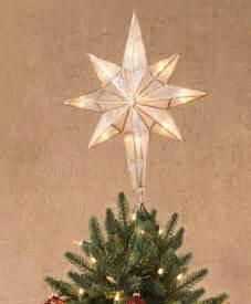 bethlehem star tree topper tree classics