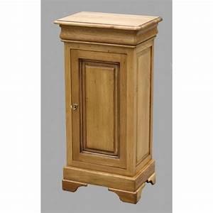 meuble telephone louis philippe chene meubles de normandie With meuble louis philippe