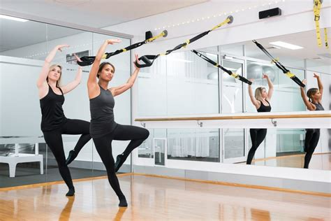 xtend suspend incorporates strength training  barre
