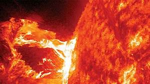 NASA missions measure solar flare from space | Latest News ...