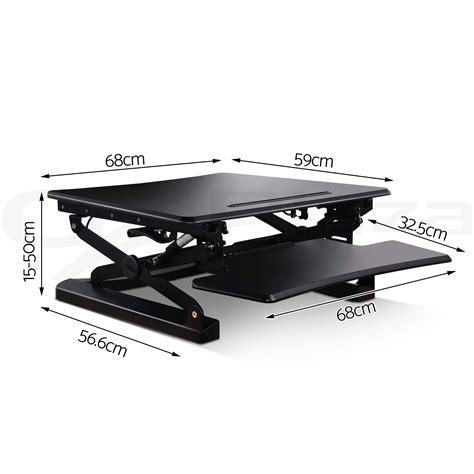 stand up desk riser height adjustable standing desk sit stand up riser