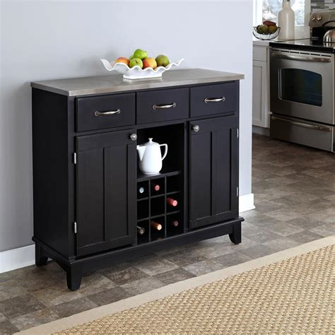 furniture interesting buffets  sideboards  home