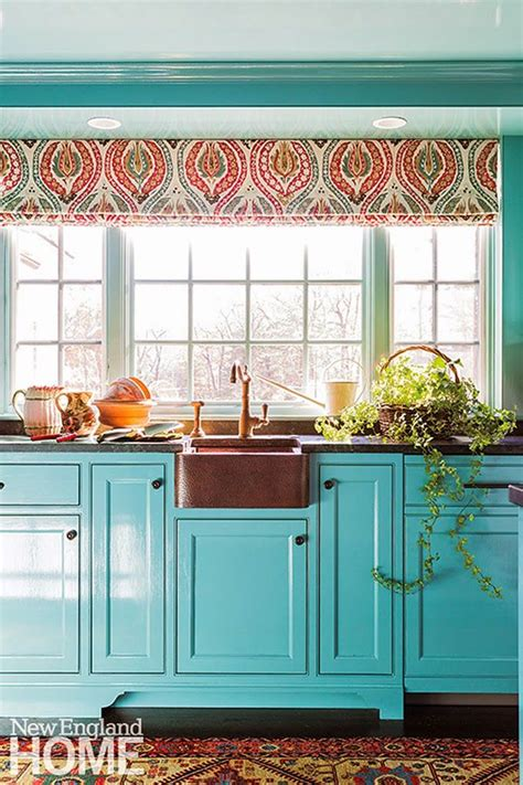 Living Room Valances Ideas by Best 25 Turquoise Kitchen Cabinets Ideas On Pinterest