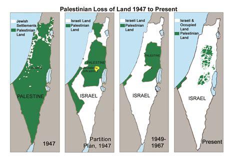 palestine history map