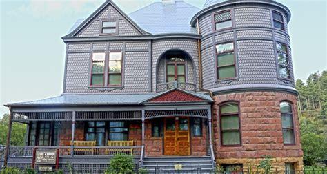 House Deadwood by Historic House Deadwood History Inc