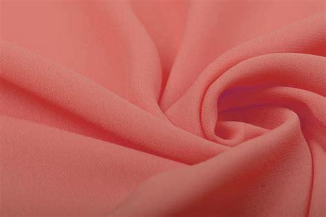 Koraļļu krāsas šifons - Šifons - Veikals - My Textile