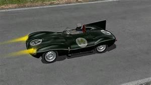 Jaguar Rouen : rfactor jaguar d type rouen les essarts youtube ~ Gottalentnigeria.com Avis de Voitures
