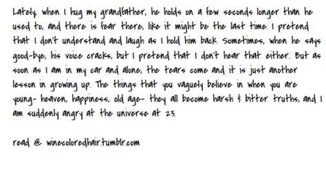 grandpa death quotes tumblr