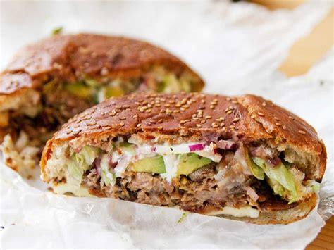 femme chef cuisine tour du monde des sandwichs non les sandwichs ne sont pas