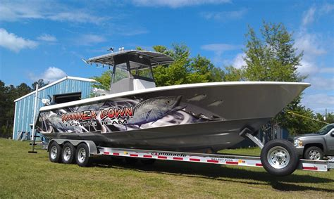 How To Register A Boat In Sc by Hammer S New Boat The Hull Boating And