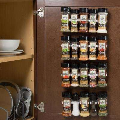 Store N More Spice Rack by Spice Racks Jars Kitchen Storage Organization The