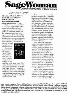 Wsl Review From Sagewoman  U2013 Malka Drucker